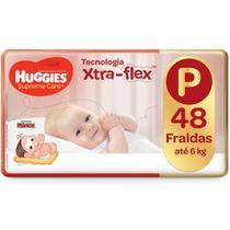 Fralda Huggies Supreme Care Tamanho P Pacote Mega - Turma Mônica/Huggies