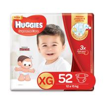 Fralda Huggies Supreme Care XG 52 Fraldas