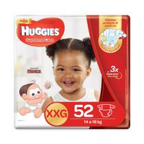 Fralda Huggies Supreme Care XXG 52 Fraldas