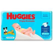 Fralda huggies tripla proteção mega p c/46 -