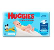 Fralda Huggies Tripla Proteção P 3,5 à 6kg - 36 unidades -