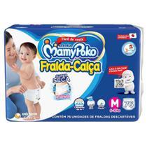 Fralda Infantil Mamypoko Com 76 M -