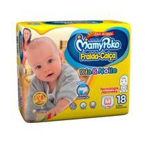 Fralda Mamypoko Calça DiaNoite Jumbo M 18un - Kimberly-clark b. com. p. higiene ltda