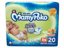 Fralda MamyPoko Fita Tam. RN - 0 a 5kg 20 Unidades
