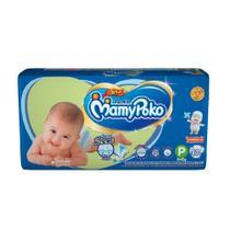 Fralda mamypoko p c/40 mega super seca -