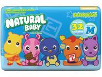 Fralda Natural Baby Premium Backyardigans Tam. M - 5 a 10kg 32 Unidades