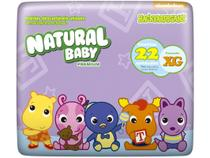 Fralda Natural Baby Premium Backyardigans Tam. XG - 13 a 15kg 22 Unidades