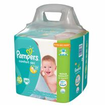 Fralda Pampers Confort Sec Pants Bag Xg 66 Unidades