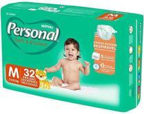 Fralda personal baby jumbo m 32un -