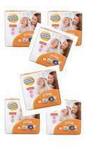 Fralda Pompom/ Fisher-price. 6 pacotes (108 fraldas)- Tamanho XXG- nova tecnologia derma protek -