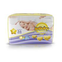 Fralda Premium Jumbinho P PT 36 UN IsaBaby -