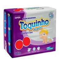FRALDA Toquinho Confort Sec - Uso prolongado - Cintura Elástica P/SXG - Diguinho