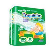 Fralda Toquinho Mega Tamanho P com 100 unidades - Diguinho -