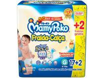 Fraldas Calça MamyPoko Tam. G 19 Unidades - Dupla Proteção