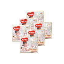 Fraldas Huggies Natural Care XXG 144 Unidades -