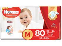 Fraldas Huggies Supreme Care Tam M - 80 Unidades