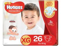 Fraldas Huggies Supreme Care Tam XG - 26 Unidades