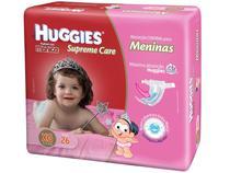 Fraldas Huggies Turma da Mônica  - Supreme Care Meninas Tam XG 26 Unidades