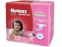 Fraldas Huggies Turma da Mônica  - Supreme Care Meninas Tam XG 52 Unidades