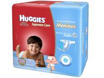 Fraldas Huggies Turma da Mônica - Supreme Care Meninos Tam XXG 52 Unidades