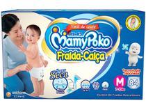 Fraldas MamyPoko Calça  Tam. M  - 7 a 10kg 84 Unidades