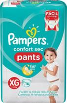 Fraldas Pampers Pants CS XG/16