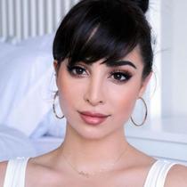 FRANJA Aplique Tic Tac Cabelo Orgânico cor 1B - Dona Grace - Bella Hair
