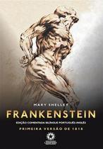 Frankenstein - Edição Bilíngue - Inglês/Português - Capa Dura - Landmark