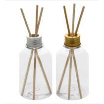 Frasco para Aromatizador Plástico de 250 ml kit com 30 unid - Rn Embalagens