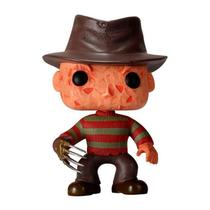 Freddy Krueger 02 - A Nightmare on Elm Street ( A Hora do Pesadelo ) - Funko Pop! Movies Limited Edition Glow Chase -