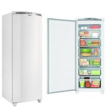 Freezer Consul 1 Porta Vertical 231L Cycle Defrost Branco 220V -