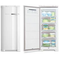 Freezer Electrolux Vertical Cycle Defrost Branco 145L 220V FE18 -