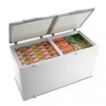 Freezer horizontal 02 tampas 477 litros - h500 - Electrolux