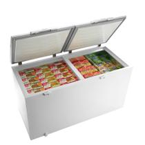 Freezer Horizontal 477 Litros 2 Tampas Electrolux - H500 -
