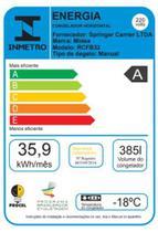 Freezer Horizontal Midea 385L -