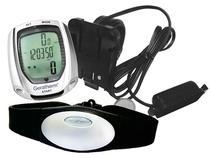 Frequencímetro e Odômetro Digital para Bicicleta - Geratherm 555