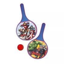 Frescobol Avengers 2405 Lider - Líder brinquedos