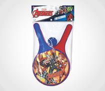 Frescobol Avengers Azul Líder - Lider