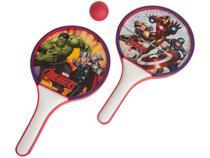 Frescobol Avengers - Líder Brinquedos - Lider Brinquedos