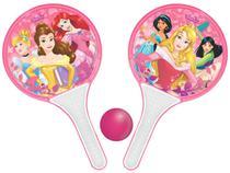 Frescobol Disney Princesa - Lider Brinquedos