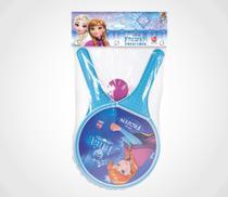 Frescobol Frozen Colorido Lider -