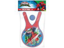 Frescobol Spiderman - Líder Brinquedos