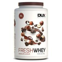 Fresh Whey Chocolate e Avelã 900g - Dux - Dux Nutrition -