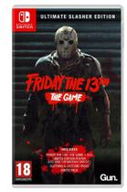 Friday the 13th: The Game - Ultimate Slasher Edition - Switch - Nintendo