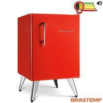 Frigobar Brastemp Retrô 76 litros Vermelho -