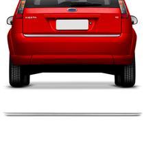 Friso Adesivo Traseiro Porta Malas Fiesta Hatch Corsa Sedan Siena Gol G6 Jetta Voyage G6 Fit Prata - Auto quality