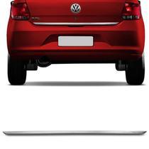 Friso Cromado Resinado Traseiro Porta Malas Fiesta Hatch Siena Gol Voyage G6 Jetta Fit Cromado - Auto Quality