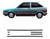 Friso Da Porta Gol Voyage Parati E Saveiro Cl 93 Cinza - Top Mix Automotive