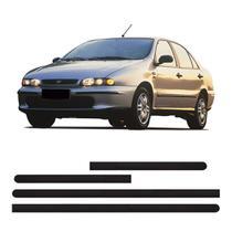 Friso Lateral Fiat Marea 1998 a 2006 4 Portas 721a - Top Mix