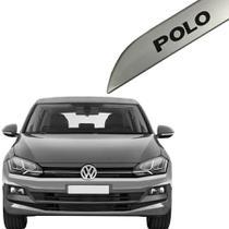 Friso Lateral na Cor Original Volkswagen Polo 2018 VOLKSWAGEN POLO 2018 /... - Seancar